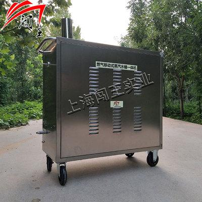 商用蒸汽洗车机高温蒸汽洗车机 移动高压车内饰清洗机 蒸汽洗车机