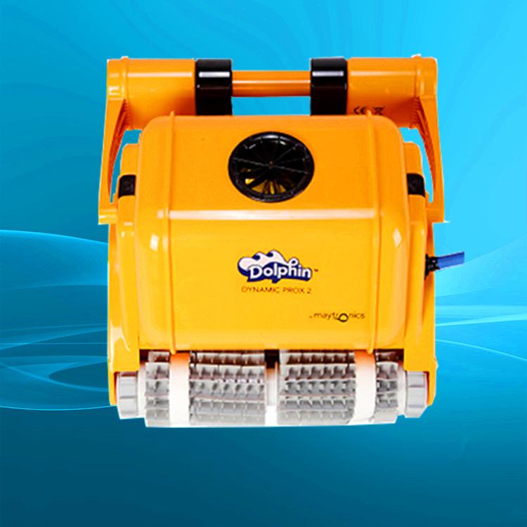 海豚3002全自动吸污机以色列进口吸尘器游泳池设备用品水下机器人