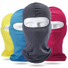 青龍林騎行頭套摩托車運動戶外balaclava自行車防曬護臉面罩頭罩