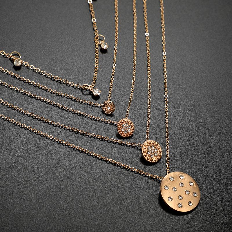 Alloy Fashion  necklace  6940  Fashion Jewelry NHGY29266940