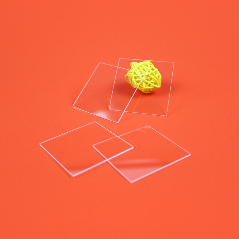光学玻璃_现货石英玻璃片圆片透明石英片窗孔jgs2紫外光学