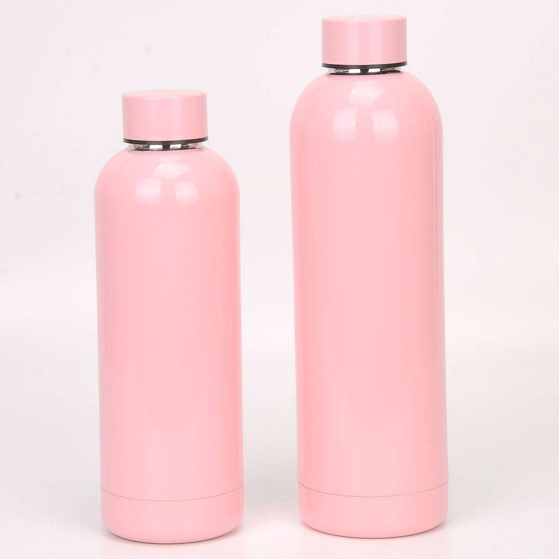 欧美爆款304不锈钢小口真空保温杯创意礼品水杯运动水壶工厂现货