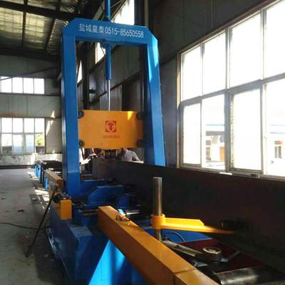 H型钢生产线设备厂家和你相约荷兰花海|批发钢结构焊接生产线设备