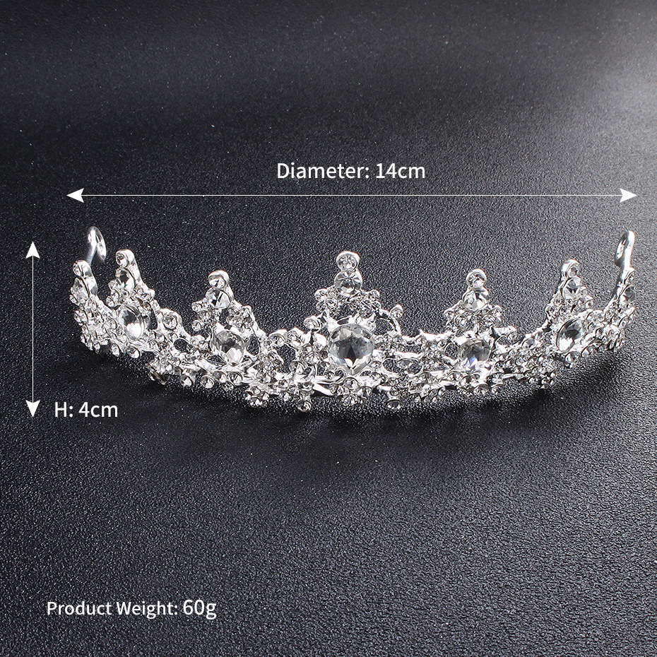 Alloy Fashion Geometric Hair accessories  Ancient alloy NHHS0203Ancient alloy