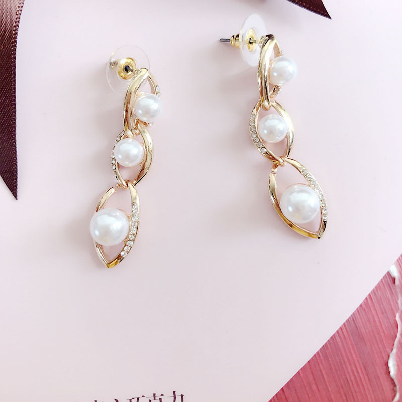 Alloy Fashion Geometric earring  (Alloy)  Fashion Jewelry NHOM1691-Alloy