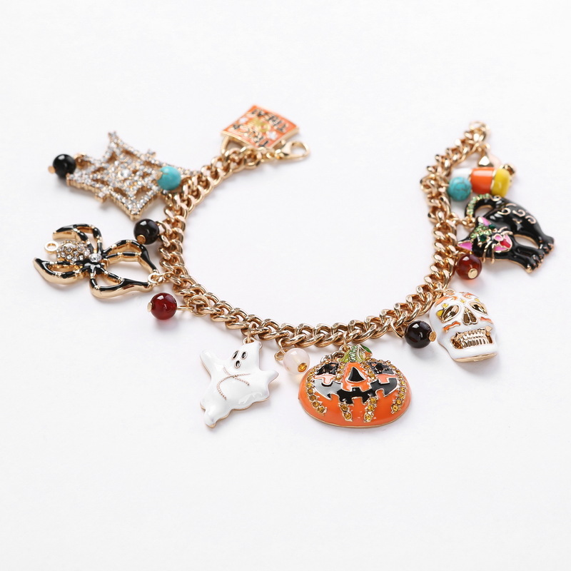 Alloy Fashion Geometric bracelet  (Main color) NHHN0321-Main-color