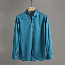 羅米歐品牌男裝之家正品剪標純棉加絨襯衫男士加厚保暖襯衣C4C638