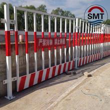 工地定型化临边防护栏 基坑护栏 建筑施工安全围栏红白栏杆当天发