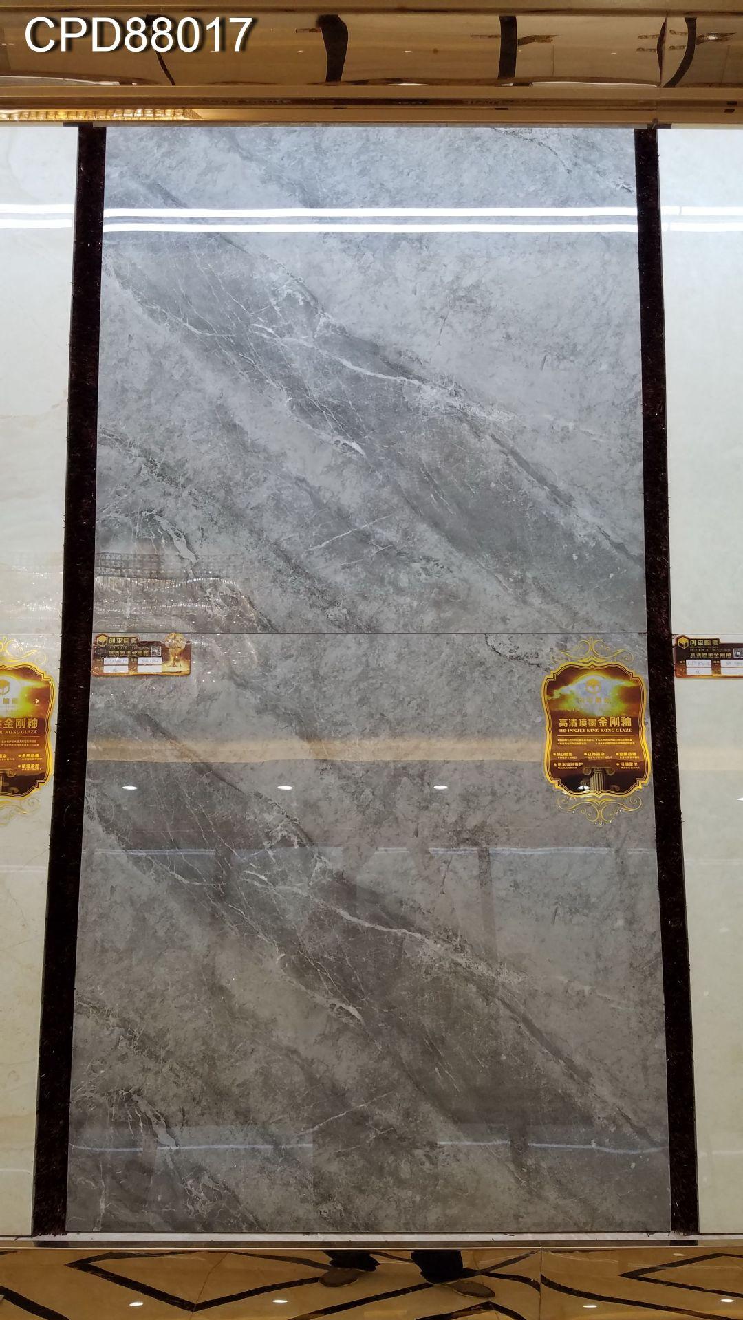 晶洁辉 金刚釉800*800 地面砖可上墙