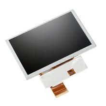 厂家供应5寸高清高亮带电阻800*480LCD液晶显示屏 可定制液晶模块