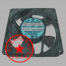 原装U.S.TOYO FAN USTF120251153T 115V 14/11W 12CM交流风扇