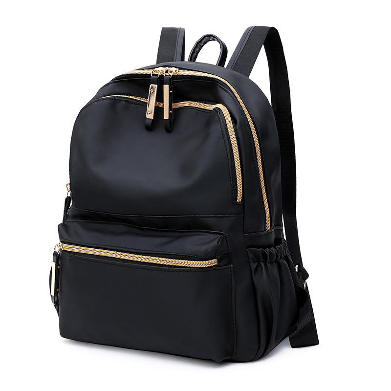 2020 الربيع والخريف جديد الأوروبية والأمريكية نمط حقيبة الإناث حقيبة الظهر أزياء بسيطة ومتنوعة أكسفورد القماش حقيبة الإناث