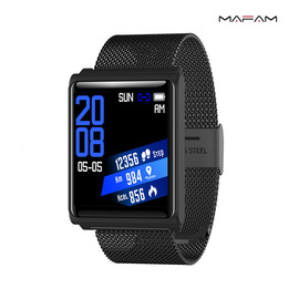 N98 color screen smart bracelet first full touch screen low power IP67 waterproof anti-lost reminder multi-sport mode