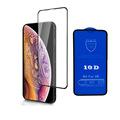 适用iphone11 10D钢化膜 苹果手机8plus滴胶全屏曲面全玻璃保护膜