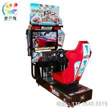 笑开颜游戏机儿童电玩设备高清环游赛车投币游戏机成人电玩城街机