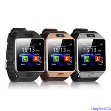 DZ09 Bluetooth Smart Watch GSM SIM band智能手表