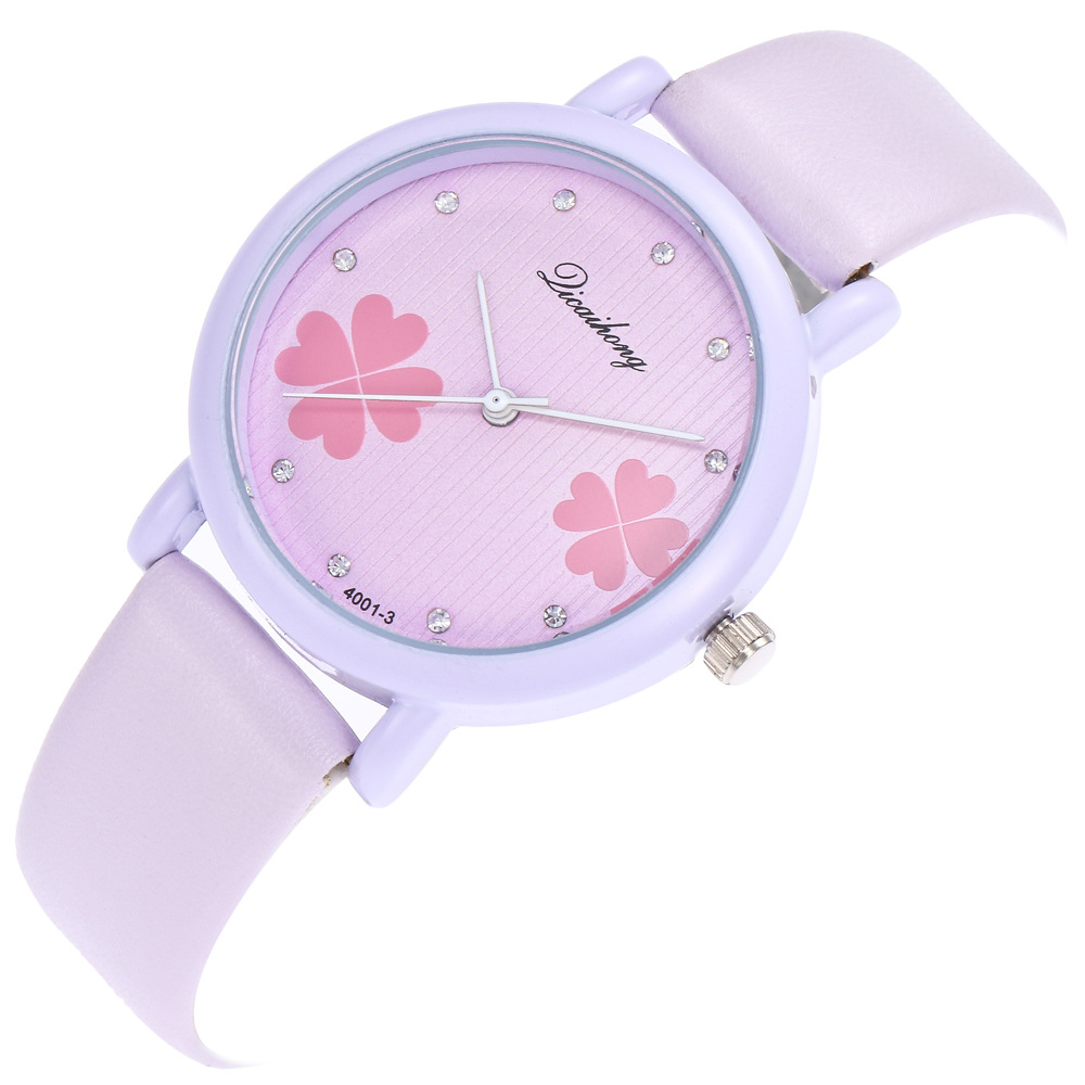 FashionStudent watch(white) NHHK1023-white
