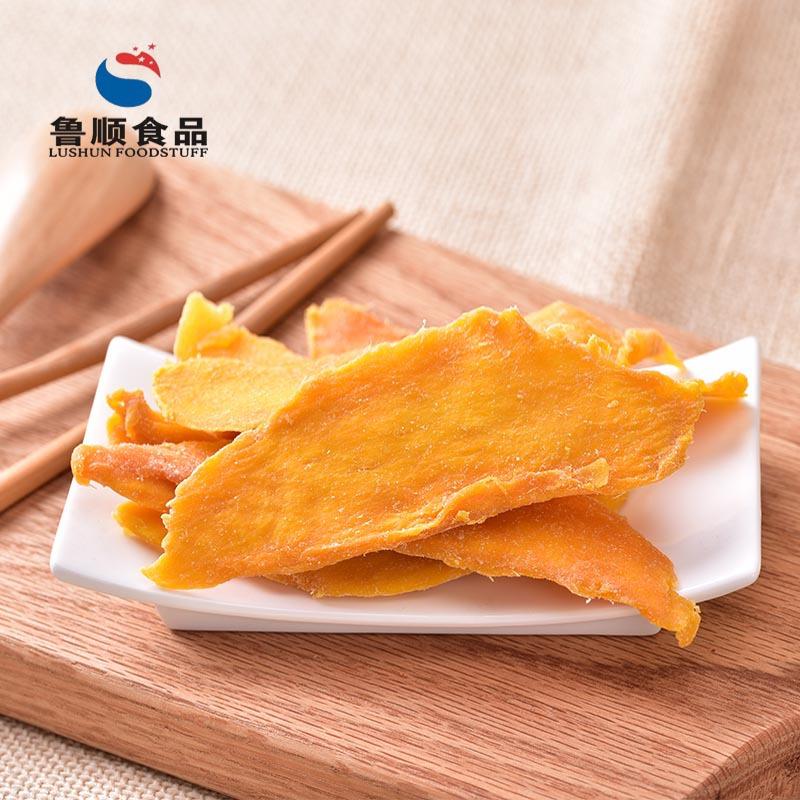 【5kg专拍】泰国进口芒果干零食低糖芒果片原料散装大包装5KG/袋