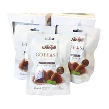 旺帝松露爆漿果味夾心巧克力袋裝1元兒童休閑零食小食品批發廠家