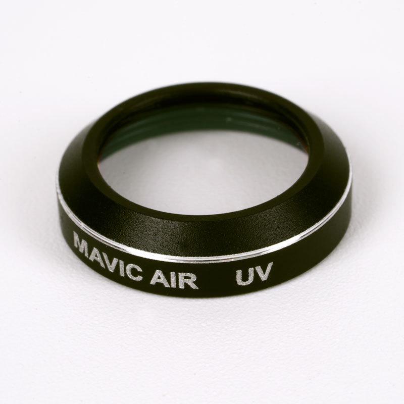 大疆御MAVIC AIR无人机滤镜UV保护镜CPL偏振镜ND减光镜单个价