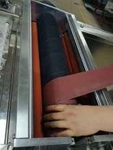 线路板设备 PCB设备钻孔后披锋机干磨太阳式翻板机双面磨板机