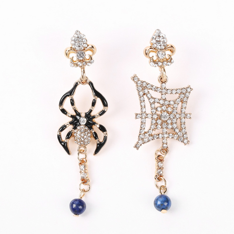 Alloy Fashion Animal earring  (Main color) NHHN0326-Main-color