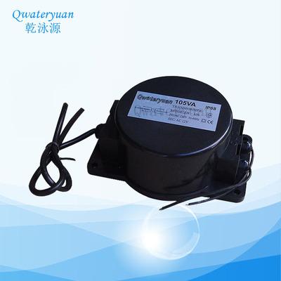 游泳池水下灯防水密封变压器泳池设备功率30W-1000W电压220V转12V