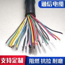 支持定制加工pe护套市内通信线缆 无氧铜芯hya通信电缆