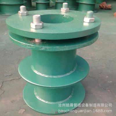 厂家批发不锈钢柔性/刚性防水套管 dn250防水穿墙套管加工