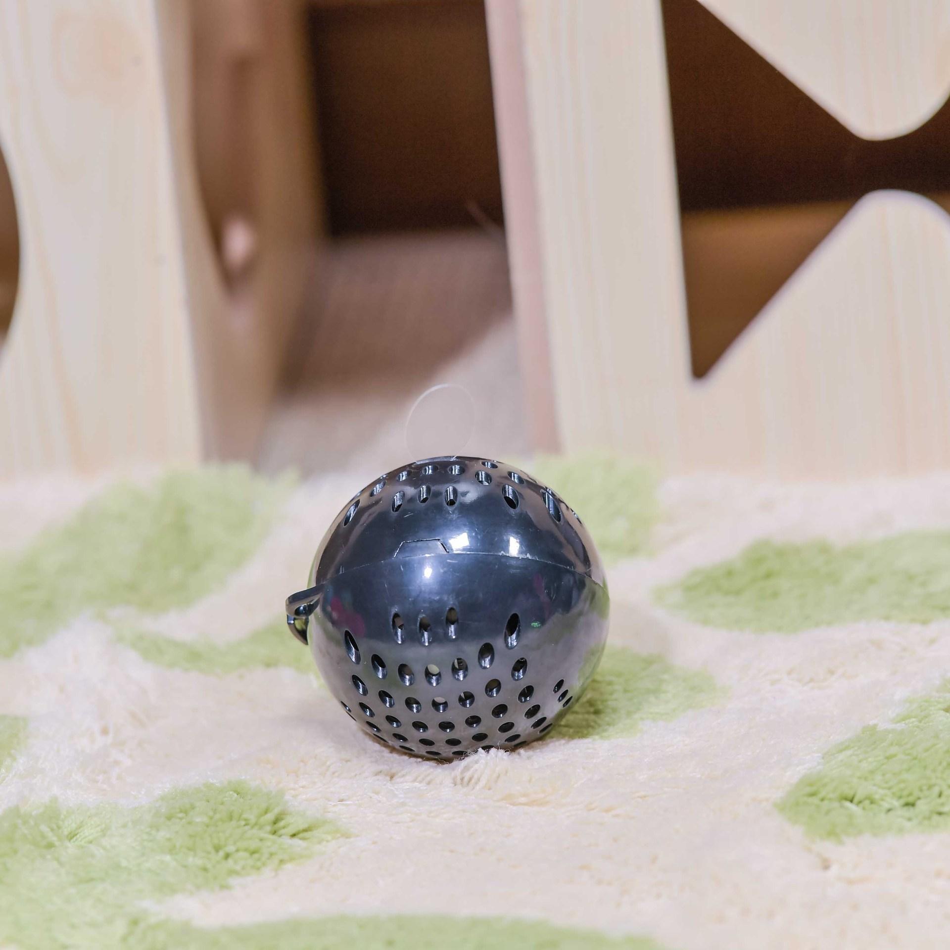 亚马逊新款宠物猫狗电动玩具毛绒发声语音球  幼犬猫咪耐咬玩具球