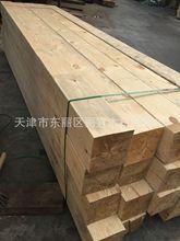 供应 可选 四面刨光松木龙骨  枕木方板材