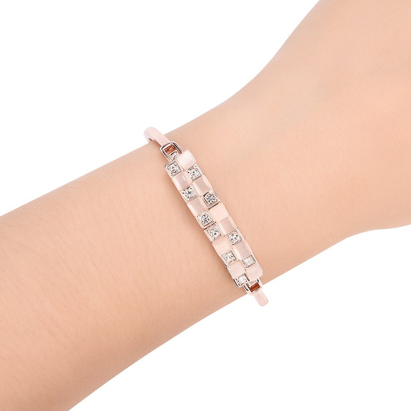 Alloy Fashion Geometric bracelet  61186374 NHXS211161186374