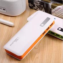 3u4灯移动电源 手机通用型充电宝 大毫安1850电芯套料外壳