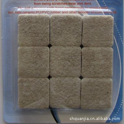 加厚毛毡脚垫 地板防磨损吸音保护垫量大从优毛毡保护垫