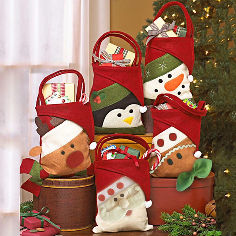 Cute-Christmas-Gift-Bags-Candy
