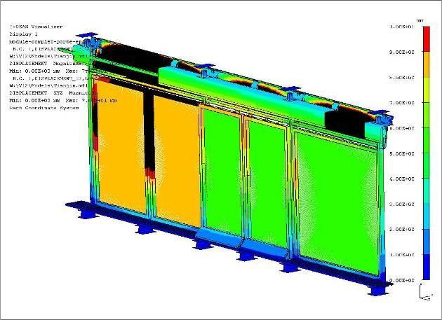 有限元分析:拓扑分析 结构分析 强度分析 静载荷动载荷分析