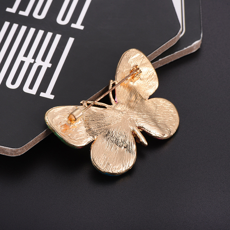 Alloy Simple Animal brooch(61187172) NHLP1196-61187172