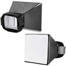 卡利歐 單反相機通用 外閃柔光罩 萬用柔光罩 閃光燈柔光箱 柔光