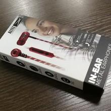 3C数码配件包装盒 翻盖式耳机盒 带磁铁PVC窗口盒 飞机空白卡盒