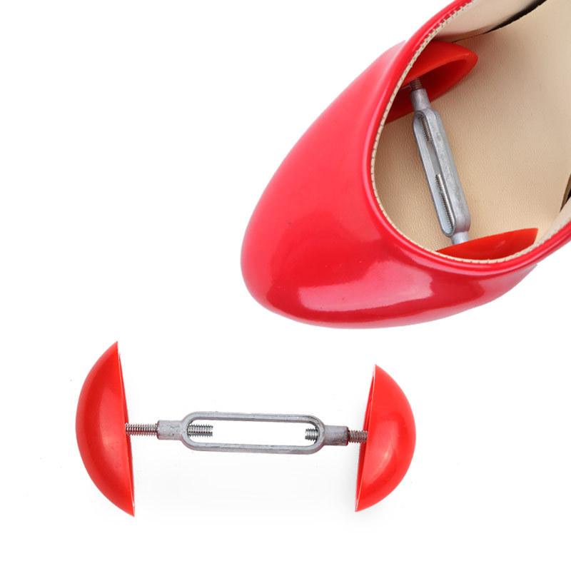 男女PU可调式皮鞋单鞋夹脚撑大调节鞋头宽度鞋楦