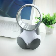 廠家直銷批發USB無葉風扇學生臺式迷你電風扇新奇特創意禮品風扇