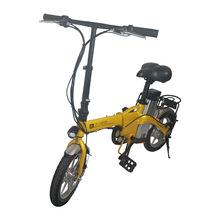 12寸电动折叠自行车 成人迷你锂电代驾车 小型电瓶代步车一件代发