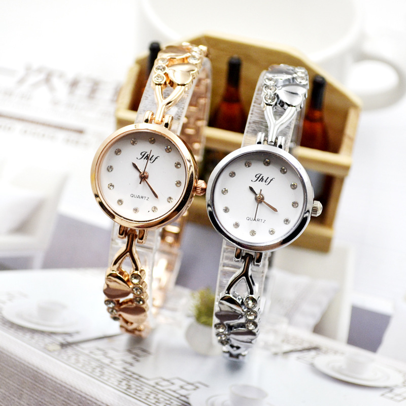 jhlf fashion female watch bracelet watch...