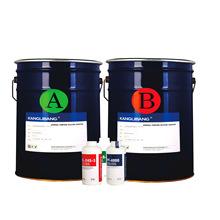 批发软玻璃保护膜胶水康利邦KL-9302涂布高透明低粘有机硅压敏胶