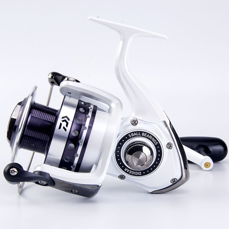 DAIWA/DaYiWa Spinning Wheels LAGUNA LuYa Fishing Reel Metal Wire Cup (2000型)