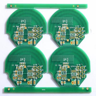 pcb工厂定制加工 1.5板厚的高导铝基板 智能家居开发板 厂家直销