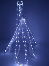 厂家批发灯串专为4杆印第安帐篷设计配件灯串儿童公主帐篷灯串