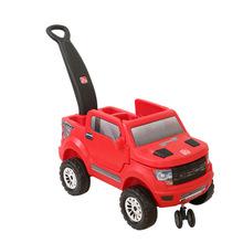 美國進口STEP2卡車手推車兒童卡通四輪寶寶小童車帶手柄推桿戶外