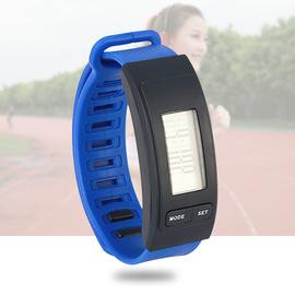 LCD waterproof silicone sports watch Stylish and simple smart watch Silicone sports watch