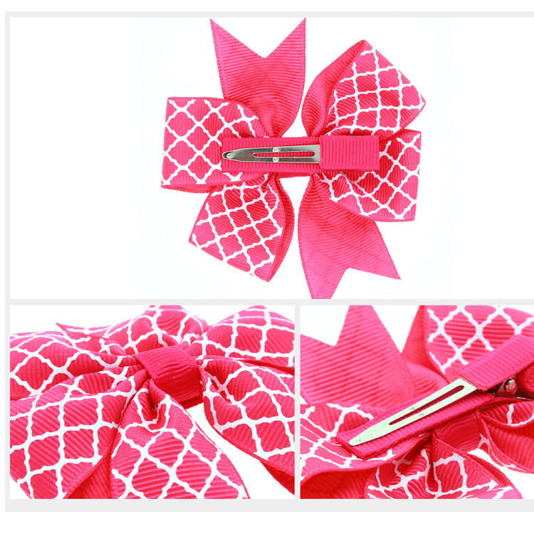 Alloy Fashion Bows Hair accessories  (number 1)  Fashion Jewelry NHWO0608-number-1